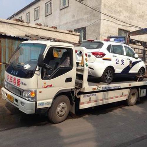 汽车救援拖车